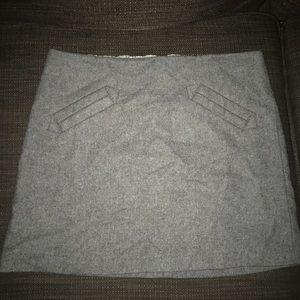 Size four midi skirt